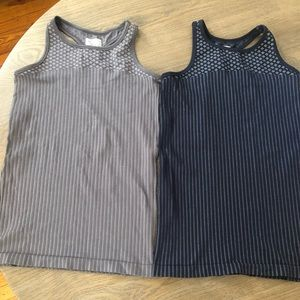 Athleta Racerback Workout Tanktops